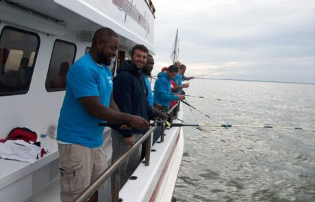 Fishing trip picture