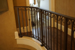 Classic Mid Century Designed Staircase-Job