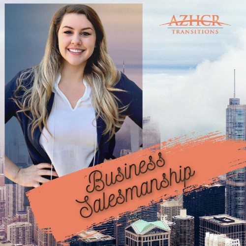 Business Salesmanship - The Art of Selling Your Business Podcast Ep. 12