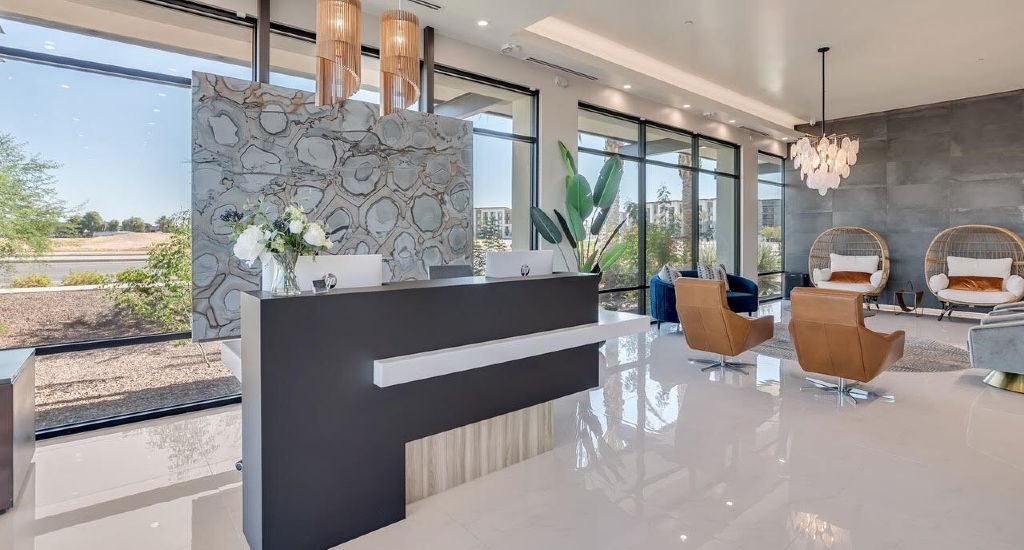 Dental Practice Reception Design - How To Impress Your Clients