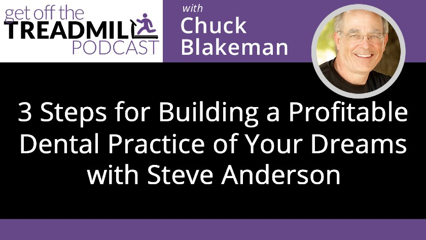 The Get off The Treadmill Podcast feat. Steve Anderson