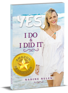 Nadine Nelen - Book cover - YES I Do & I Did