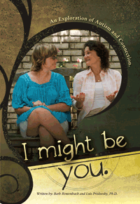 I Might Be You - Book Cover