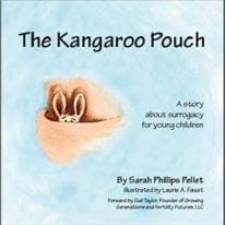 The Kangaroo Pouch: A story about surrogacy for young children