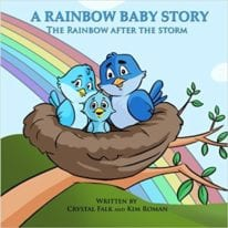 A Rainbow Baby Story: The Rainbow After the Storm