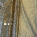 Gold Foil Mesh