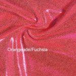Orangeade/Fuchsia Mystique