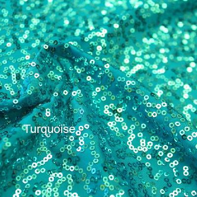 Turquoise Zsa-Zsa and Mallard Tricot
