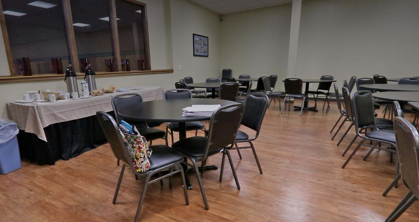 Event Room at Princess Lanes Bowling Center