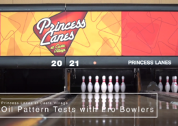 Oiling the Lanes for Success at Princess Lanes Bowling Center