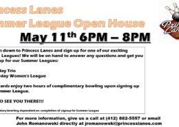 Summer League Open House
