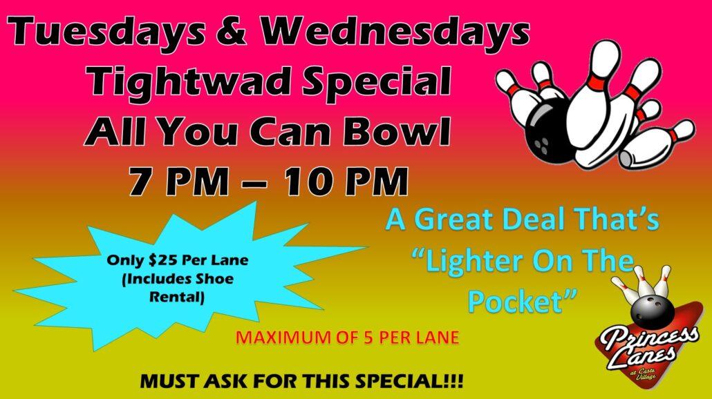 Tightwad Tuesday 2