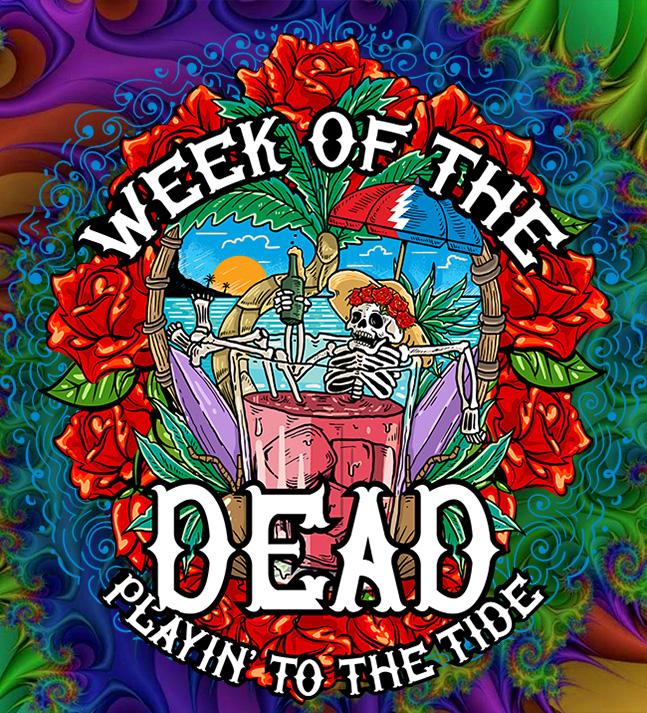 WEEK OF THE DEAD