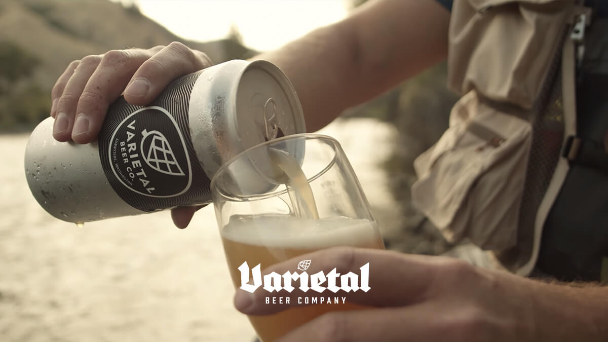 Varietal Beer Ad