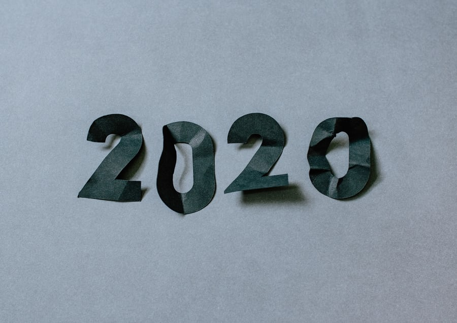 Writing and Reflecting on 2020