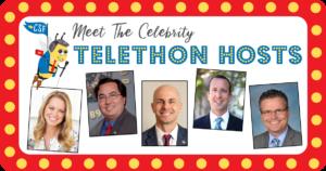 Lights, Camera, Action: The CSF Telethon Brightens the Future of Coronado Schools with Megawatt Hosts!