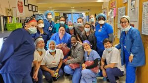 The CoronaDiaries, by Rebecca Sauer, Critical Care Nurse