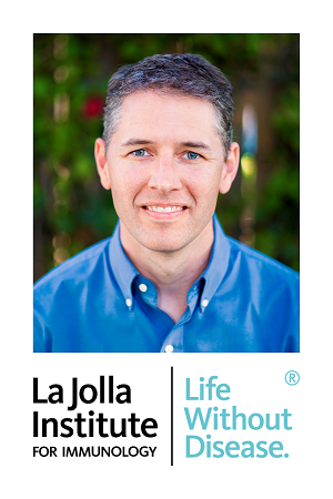 Headshot of Shane Crotty from the La Jolla Institute of Immunology