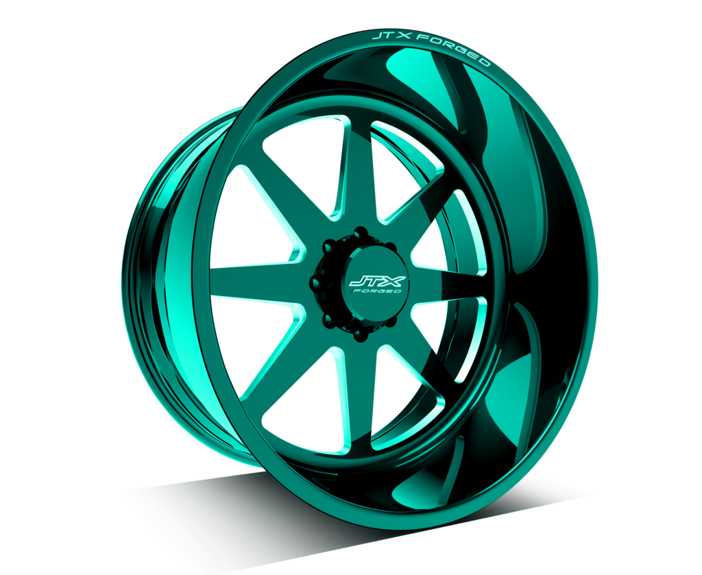 JTX FORGED DIME TEAL