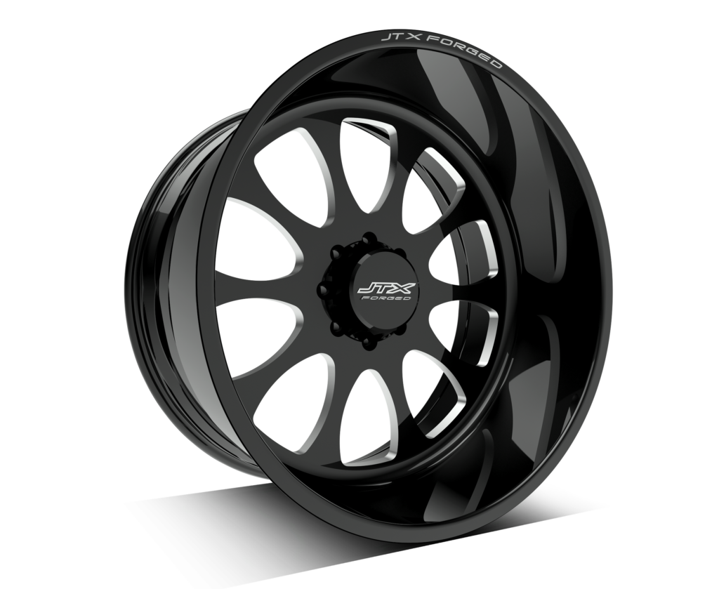 JTX Forged Cannon Black