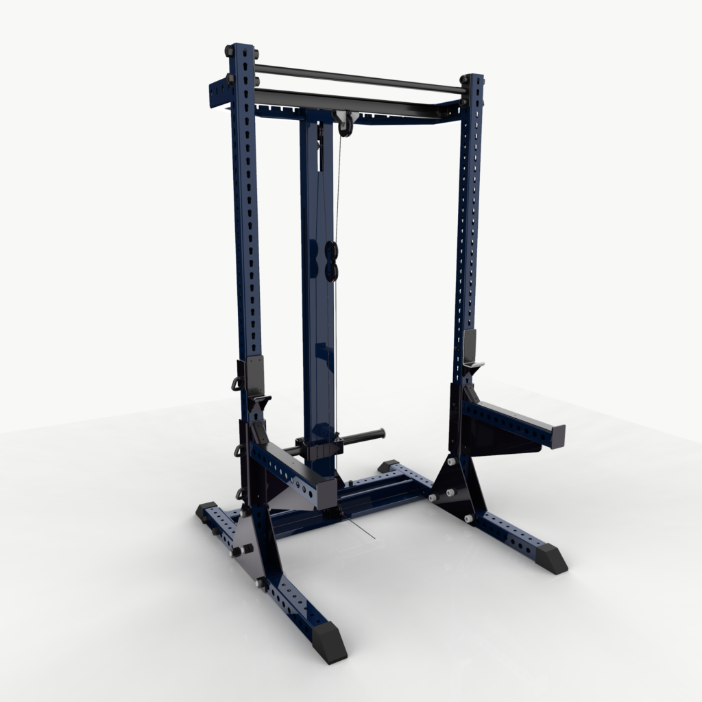 strength training home squat stand