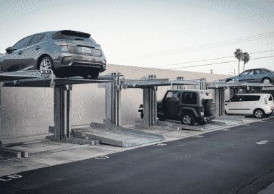 Lift Parking Space