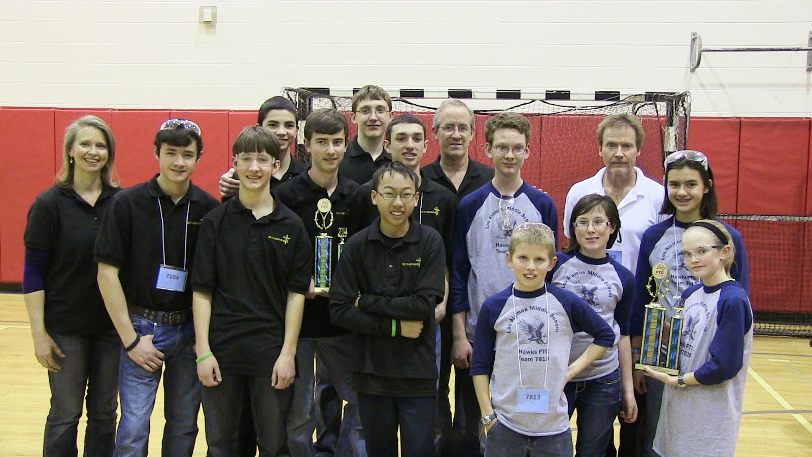 Colorado Springs FTC Qualifiers – Our Rookie Team Takes First Place!