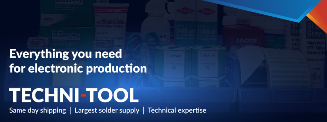 Techni-Tool. Everything you need for electronic Production