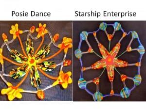 Posie Dance Starship Enterprise