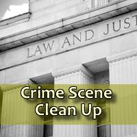 Crime & Trauma Scene Cleanup