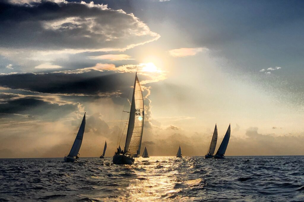 Aug 28, 2020 Buoy Race