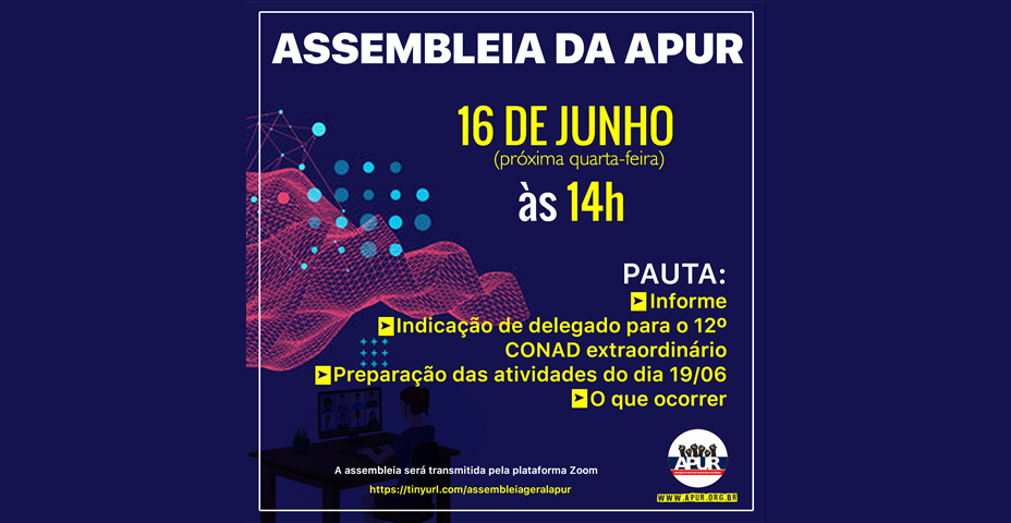ASSEMBLEIA DA APUR