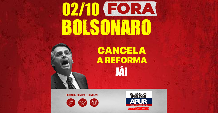 02/10 – FORA BOLSONARO