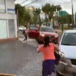 Roban camioneta a mujeres en Naucalpan