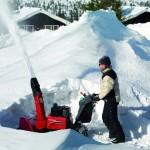 Snow Plowing Biddeford Saco Maine