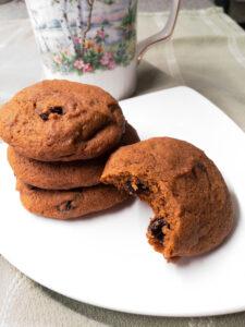 Ginger Jumbo Cookies