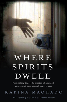 where spirits dwell by karina machado book cover