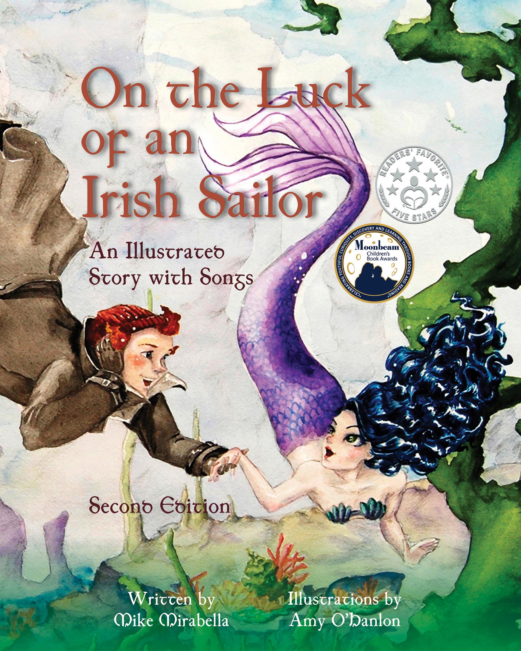 luck of irish sailor cover