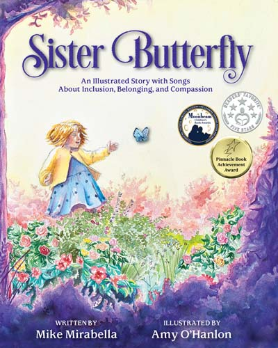 sister butterfly cover