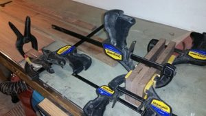 head and tail clamps