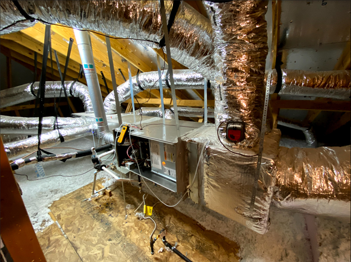 Titan Air Solutions Duct Work