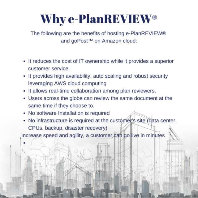 Why ePlanREVIEW®