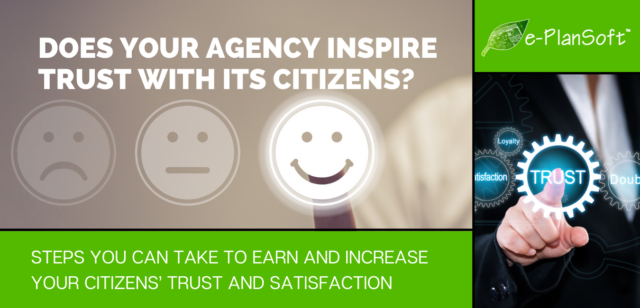 Does Your Agency Inspire Trust with its Citizens?