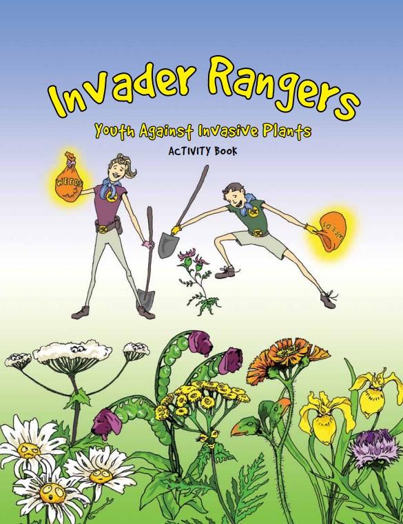 Invader Ranger cover