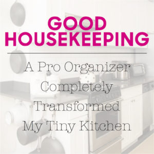 Good Housekeeping - A Pro Organizer Completely Transformed My Tiny Kitchen - 04.17 - thumbnail