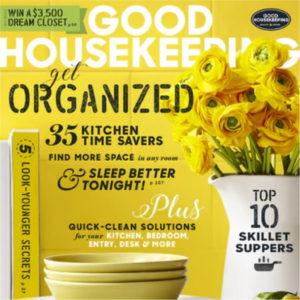Good Housekeeping - March 2017 Thumbnail