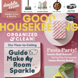 Good Housekeeping Cover - March 2018