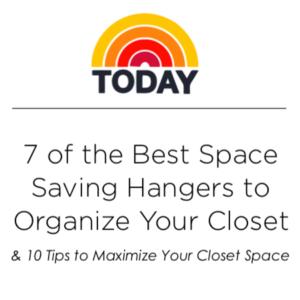 Today.com - Closet Organizing