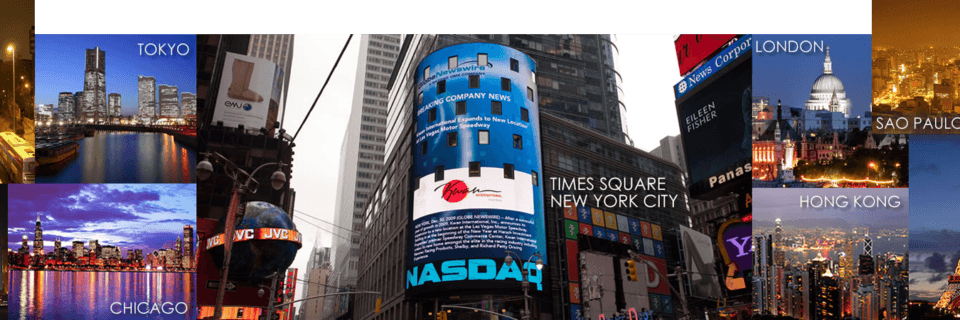 Kwan International Marketing and Media NASDAQ Billboard