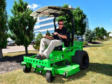 Mean Green CXR-52-60 electric riding mower